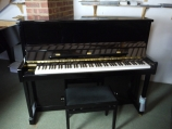 Steingraeber & Sohne Model 122 upright Piano for sale UK